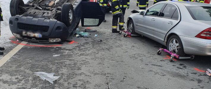 Verkehrsunfall B83
